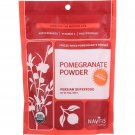 Navitas Naturals Pomegranate Powder - Organic - Freeze-Dried - 8 oz - case of 6