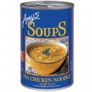 Amy's No Chicken Noodles Soup, 14.1 oz cans Pack of 3