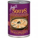 Amy's Thai Coconut Soup, 14.1 oz cans Pack of 3