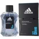 ADIDAS ICE DIVE by Adidas EDT SPRAY 3.4 OZ (DEVELOPED WITH ATHLETES)
