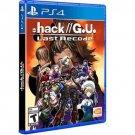 .hack G.U. Last Recode PS4