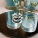 Childrens or Couples Names Polished Ring