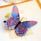 Butterfly Hair Clips Silk Butterfly Bobbypin Wedding Hairpin Hair Accessories (1 piece)