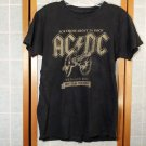 AC DC - For those about to Rock,We salute you - Black British Tour 82 T-Shirt