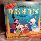Walt Disney's TRICK or TREAT - Record Vinyl Album 33 1/2 - 1974