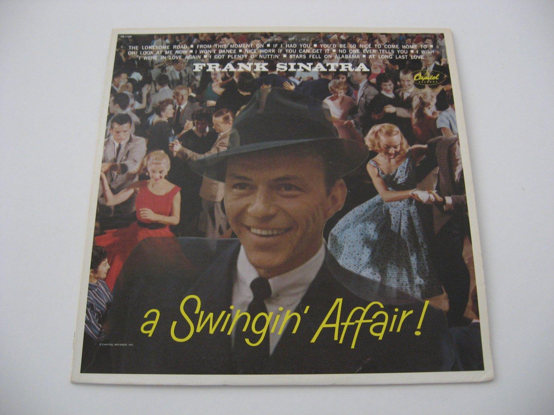 Frank Sinatra A Swingin Affair 1957