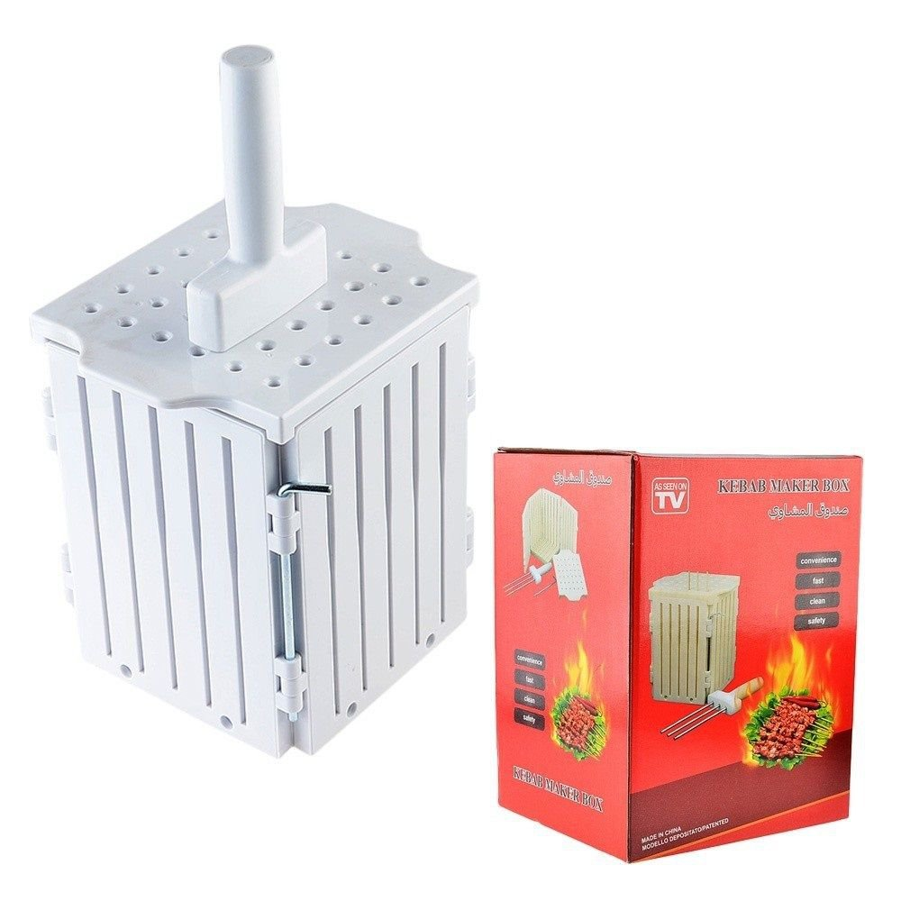2015New Hot Sale Thick Brochette Express 36 Holes Cube Maker Fast Kebab For Meat
