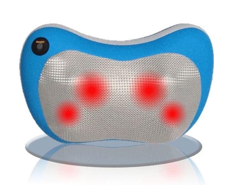 Multifunctional Home Car Pillow Neck Massager Waist Shoulder Pillow Body Massage