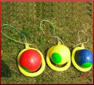 Children Kid Child Boy & Girl  Bouncing Ball Football Shape Sliming Fitness Ball