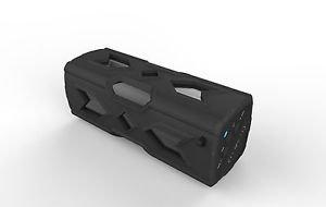 2015 Black Speaker 3D Surround Waterproof Bluetooth Wireless Outdoor Stereo Gift
