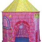 Child Prince Castle Tent House Baby Educational Toys Mongolian Top Yellow Tents