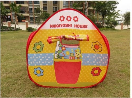 Large Garden Toys Play Game House Children's Baby Puppy Pattern Tent Kids Gift