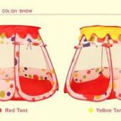 Large Indoor Outdoor Baby Children's Kids Bottle Playtent Child House Tent Gift