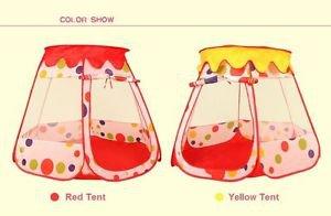 Large Indoor Outdoor Baby Children's Kids Bottle Playtent Child House Tent Gift