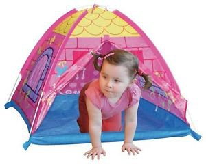 New Child Kid Play Tent Pink House Baby Educational Game Toys Princess Pavilion