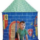 Child Prince Castle Play Tent House Baby Educational Toys Mongolian Top Green
