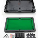 Mini Pool Billiards Table Sports Tabletop Game Toys for Children Kids aged 3-6
