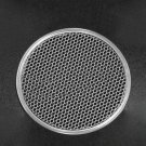 8 Inch Aluminum Flat Mesh Pizza Screen Round Baking Tray Net Kitchen Tool #524948990525