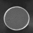 14 Inch Aluminum Flat Mesh Pizza Screen Round Baking Tray Net Kitchen Tool #524948990525