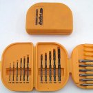 BD-17k Black & Decker 17 pc. Drill & Screw Bit Set