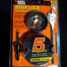 TL-205 Black & Decker Door Lock Installation Kit