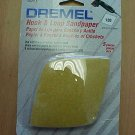 TL-D6061 5pk. Dremel Hook & Loop Sandpaper, 120 Grit
