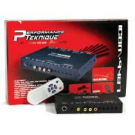PERFORMANCE TEKNIQUE Car TV Tuner-Built In FM-eL