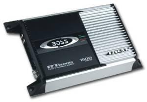 Cds-Boss-Riot Series 1500 Watts Max Class D Amplifier-RT1500D