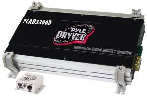 Cds-Pyle -Dryver Mono Block Amplifier 3600 Watts Max-PLAD3300D
