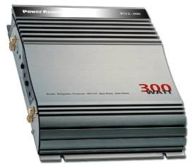 Cds-Power Acoustik 2-Channel 300 Watts Max-PS2300