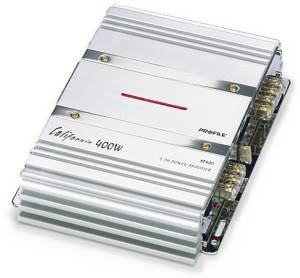 Cds-Profile -California Series 2-Channel Amplifier 400 Watts Max-AP400