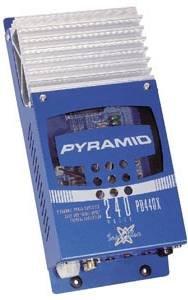 Cds-Pyramid 240 Watts Max 2-Channel Amplifier-PB440X
