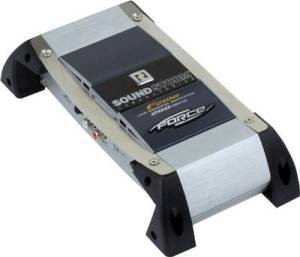 Cds-SoundStorm -Force 2-Channel Amplifier 200 Watts Max-F2100
