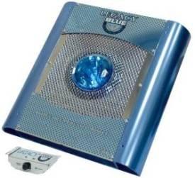 Cds-Legacy -Blue Diamond 2-Channel 600 Watts Max Amplifier-LA480