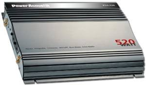Cds-Power Acoustik 2-Channel Amplifier 520 Watts Max-PS2520