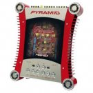 Cds-Pyramid Royal Red 4 Channel 1000 Watts Max Amplifier-PB645X
