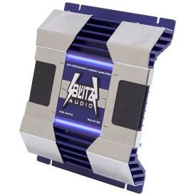 Cds-Blitz Audio 2-Channel 600 Watts Max Amplifier with Blue Neon Light-BZA2160