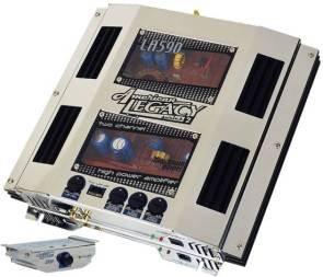 Cds-Legacy 800 Watts Max 2-Channel Bridgeable Amplifier-LA590