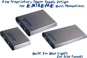 Cds-Power Acoustik LT SERIES 2-Channel Amplifier 480 Watts Max-LT4802