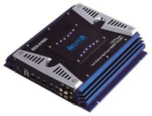 Cds-Blitz Audio 2-Channel Amplifier 1600 Watts Max-BZA2490
