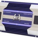 Cds-Blitz Audio 2-Channel 1600 Watts Max Amplifier with Blue Neon Light-BZA2460