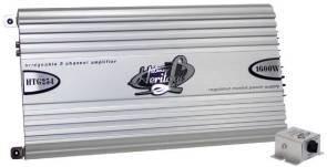 "Cds-Lanzar ""Heritage Series"" 2-Channel 1600 Watts Max Amplifier-HTG254"