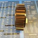 Dana Spicer Foote Transaxle 4360-140  22 Tooth Spur Gear 110071X 120478X