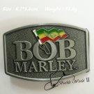 BOB Marley Music Cowboy Belt Buckle Metal Men Western Leather Belt Head