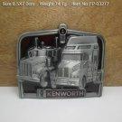 Kenworth Truck Cowboy Belt Buckle Men Western Leather Belt Metal Head Buckles