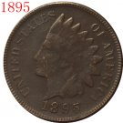 1 Pcs 1895 Indian head cents coin copy