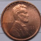 1 Pcs 1958 Lincoln Penny Coins Copy 95% coper manufacturing