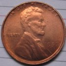 1 Pcs 1957 Lincoln Penny Coins Copy 95% coper manufacturing