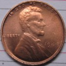 1 Pcs 1948 Lincoln Penny Coins Copy 95% coper manufacturing