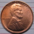 1 Pcs 1943 Lincoln Penny Coins Copy 95% coper manufacturing